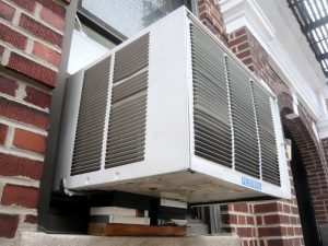 Window-Type Air Conditioning